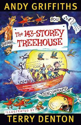 Image for The 143-Storey Treehouse – coming soon!