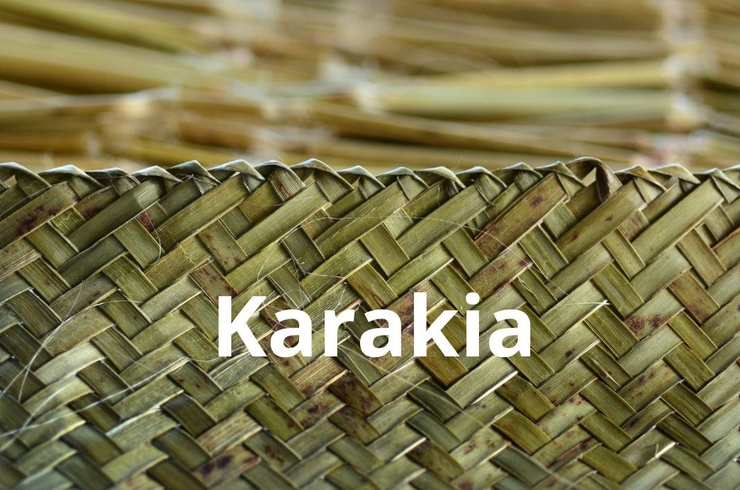 Image for What is a karakia?