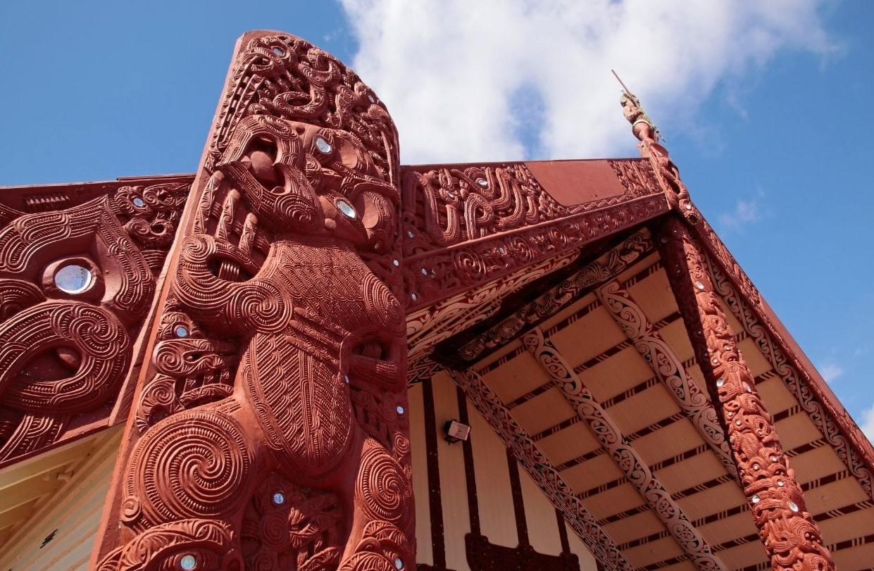 Image for Learning Te Reo Māori through technology